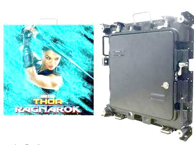 P4.0 outdoor rental led display